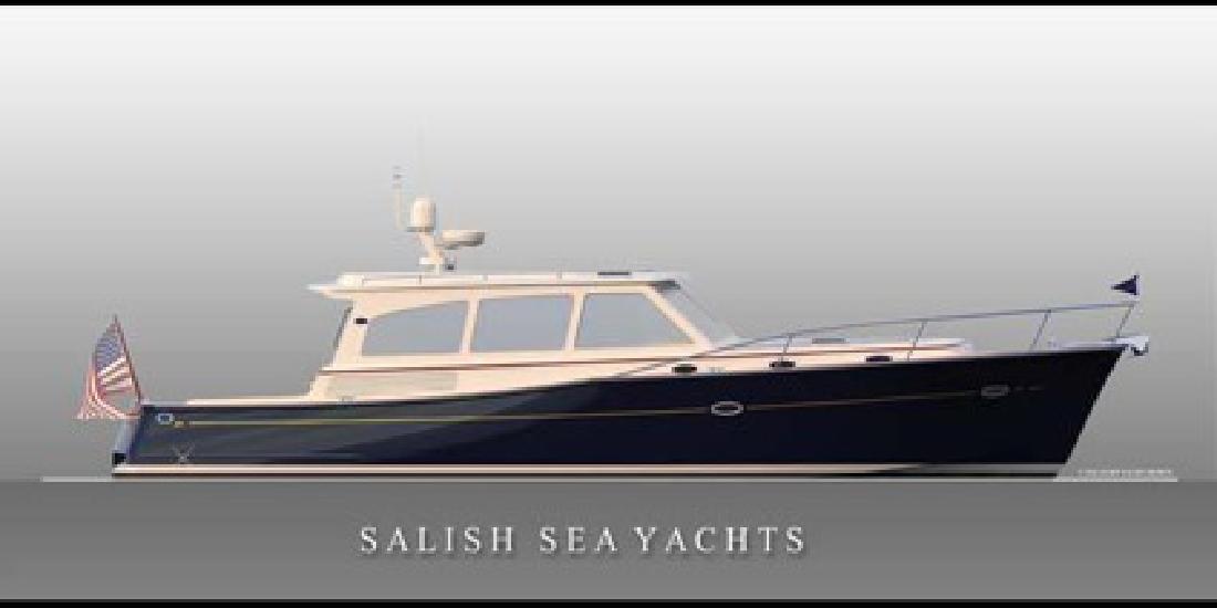 $1,690,000 Used 2012 Salish Sea IS 48