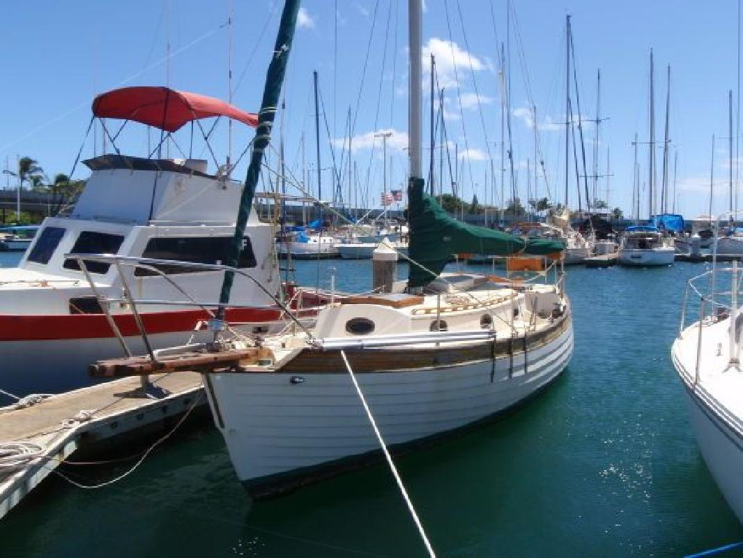 Nor'Sea Sailboats for Sale http://honolulu.allboatlistings.com/96850/sailboats/1977-27-nor-sea-yachts-norsea_17217973.html