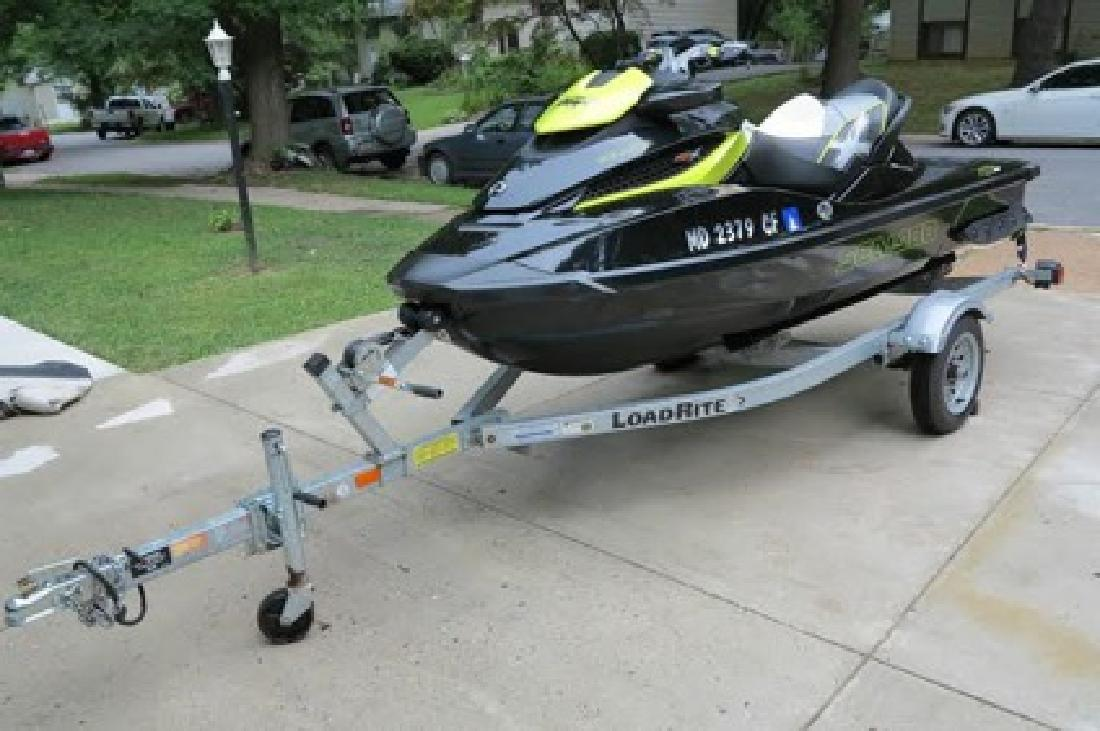 $2,500 One Owner 2012 Seadoo RXT-X 260