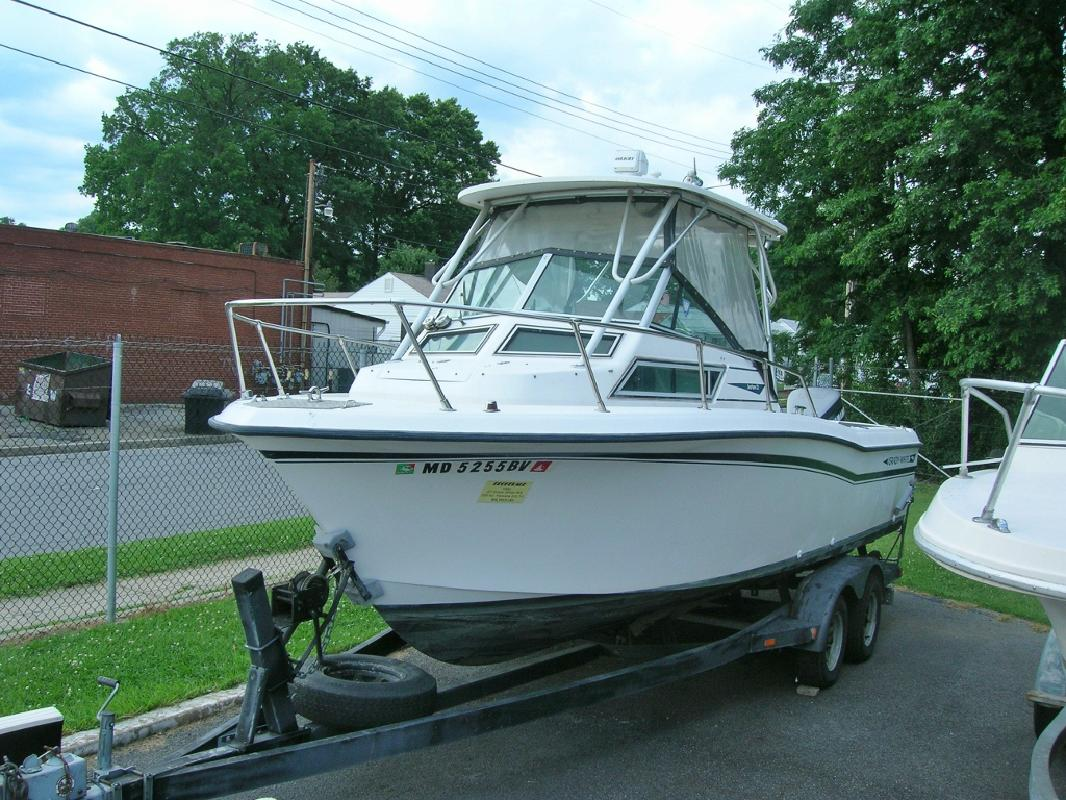 1990 22' Grady-White Seafarer 22 in Essex, Maryland