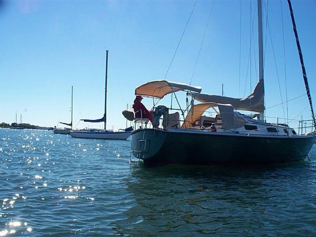 1981 30' Seafarer Swiftsure