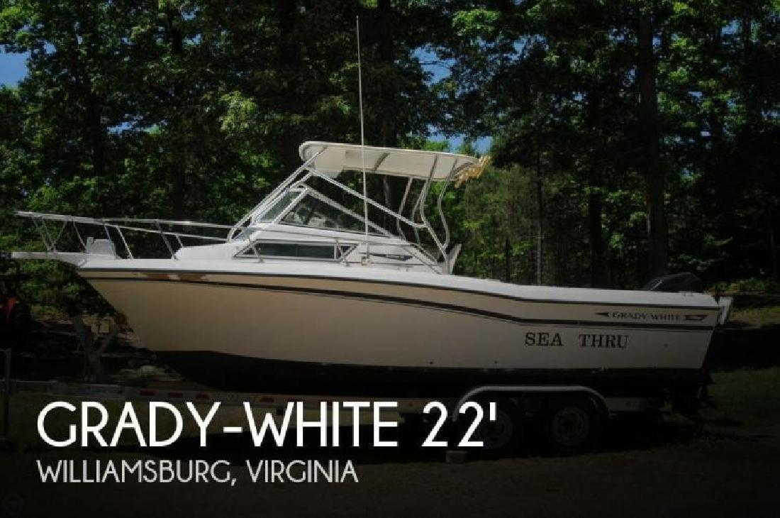 Grady white seafarer new and used boats for sale for Fishing in williamsburg va