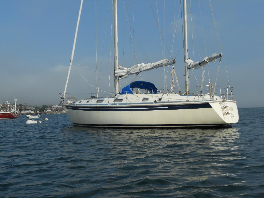 1983 39' Westerly Sealord 39 for sale in Cataumet, Massachusetts | All Boat ...