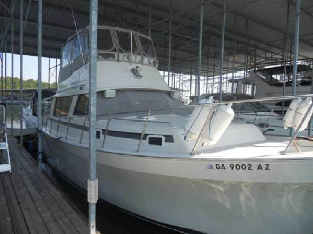 1987 Mainship Nantucket Sedan 36 ft for sale in Savannah, Georgia | All Boat ...
