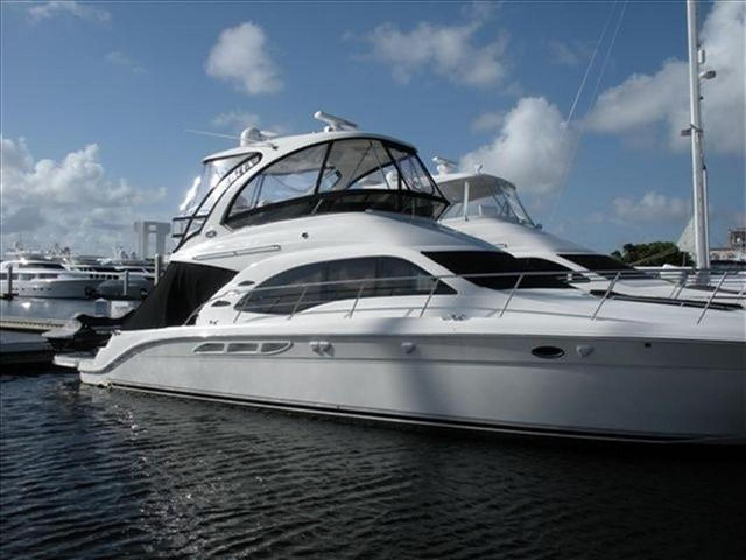 2005 Sea Ray Boats 500 Sedan Bridge Delray Beach FL