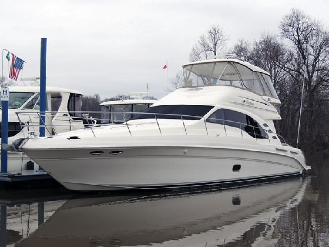 2007 Sea Ray Boats 58 Sedan Bridge Woodbridge VA