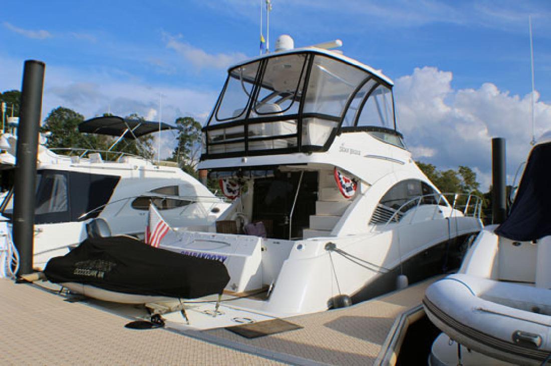 2008 Sea Ray Boats 47 Sedan Bridge Woodbridge VA
