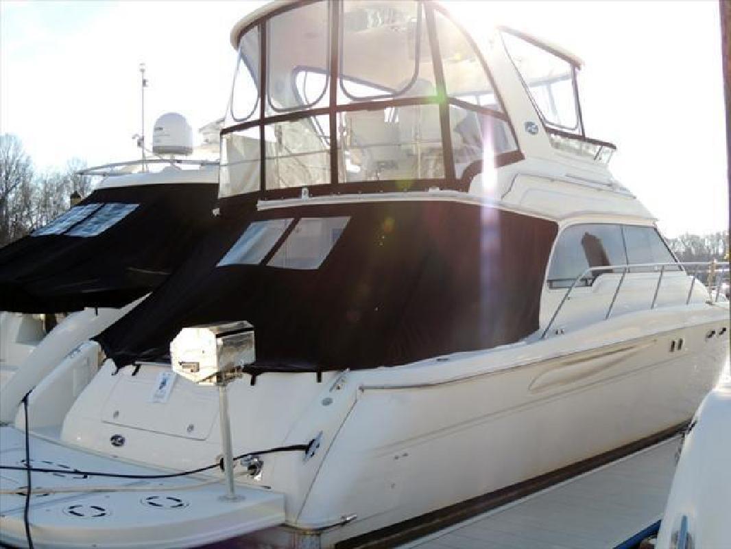 2001 Sea Ray Boats 480 Sedan Bridge Woodbridge VA