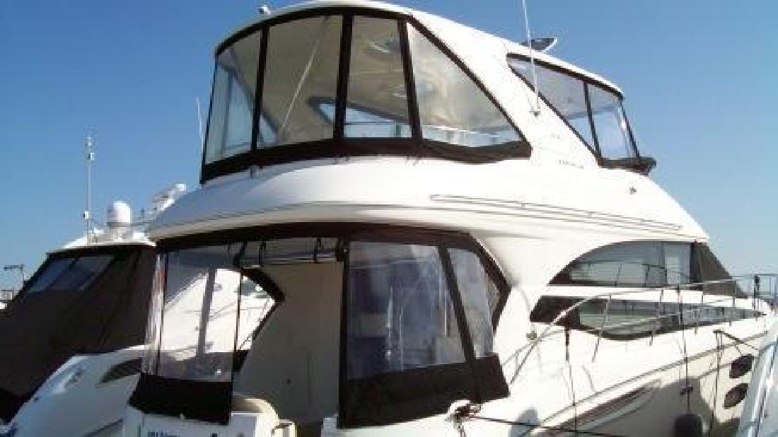 2013 Meridian Yachts 441 Sedan Charleston SC