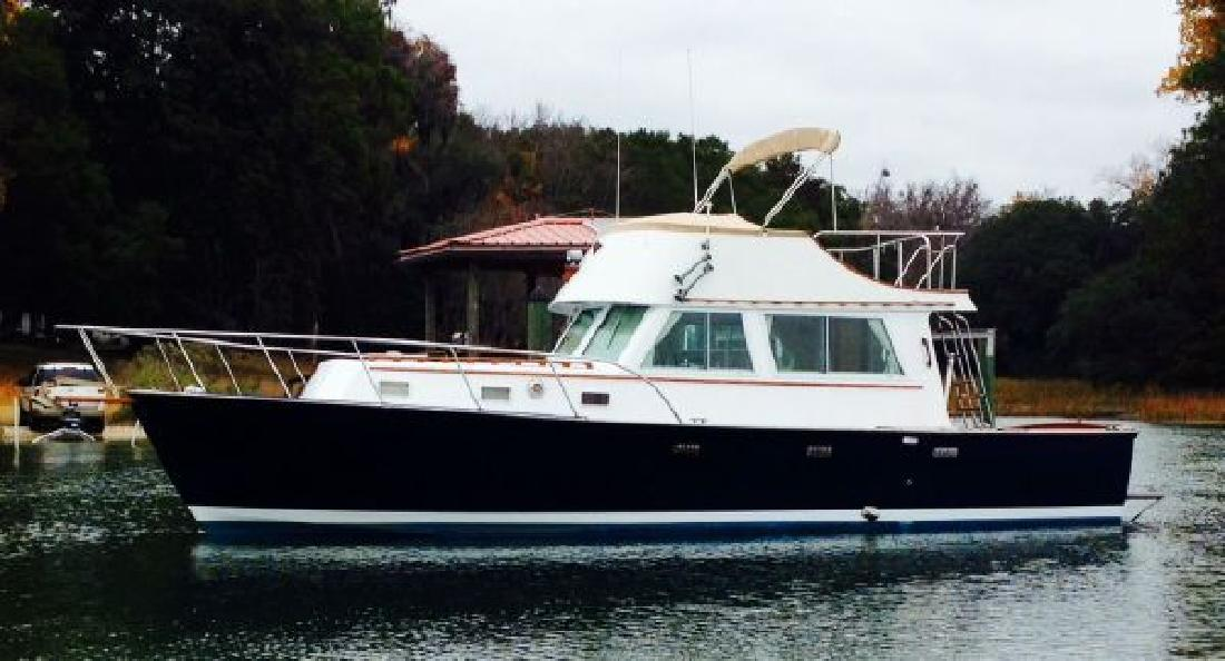 1978 Morton Hersloff 36 Flybridge Sedan in Bluffton, SC