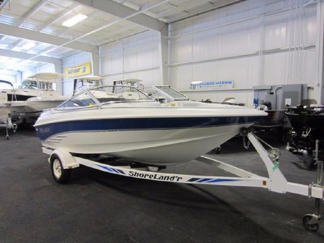 1994 Larson 174 SEI Kalamazoo MI for sale in Kalamazoo, Michigan ...