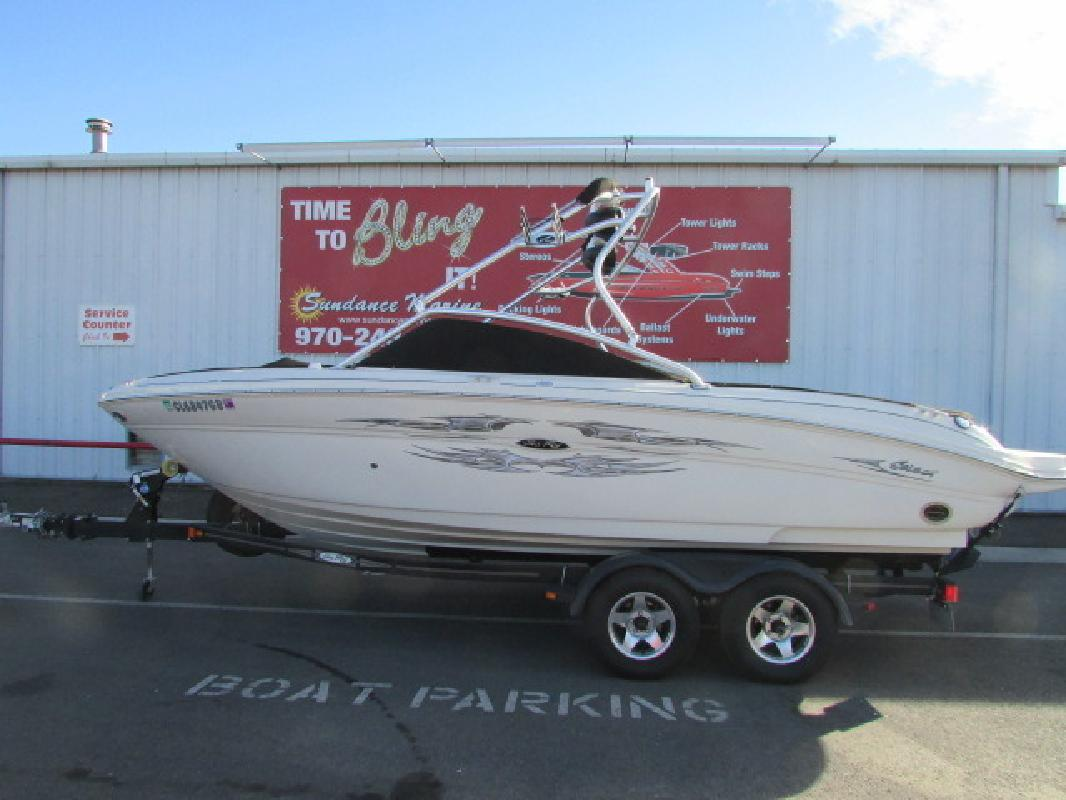 2007 Sea Ray Boats 220 Select Grand Junction CO