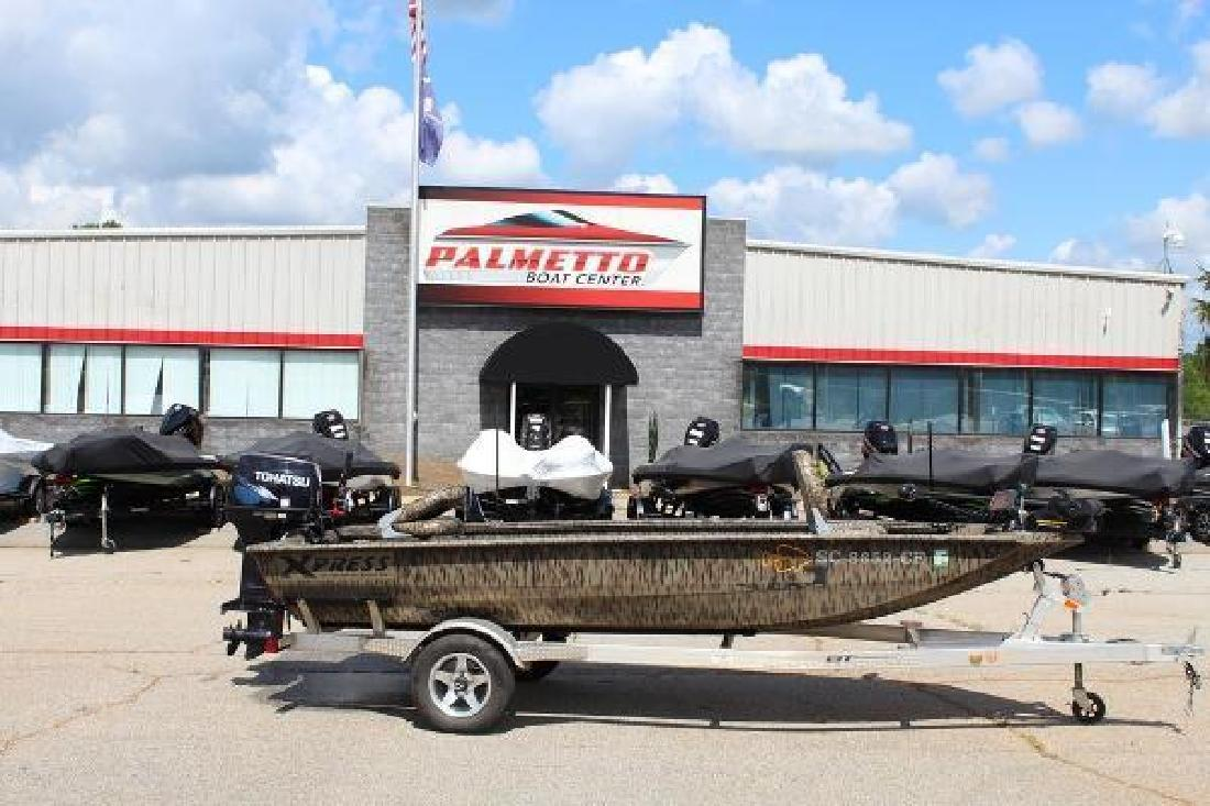 2013 Xpress HD Duck Boat Series HD16DB Piedmont SC