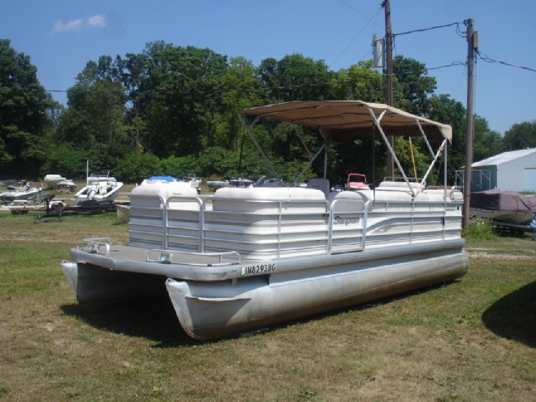 Pontoon Boat For Sale: Large Pontoon Boat For Sale