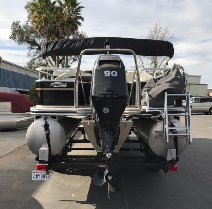 2013 Lowe Boats SF232 Atascadero CA