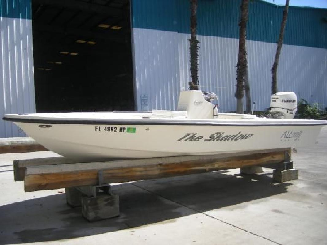 2006 18' All Craft Shadow 1800 FS