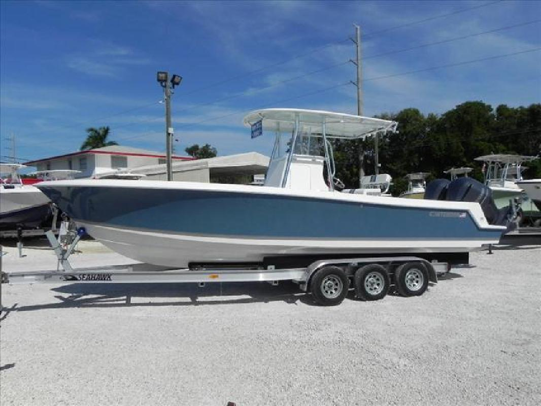 2012 28' Contender Off shore fishing boat 28S