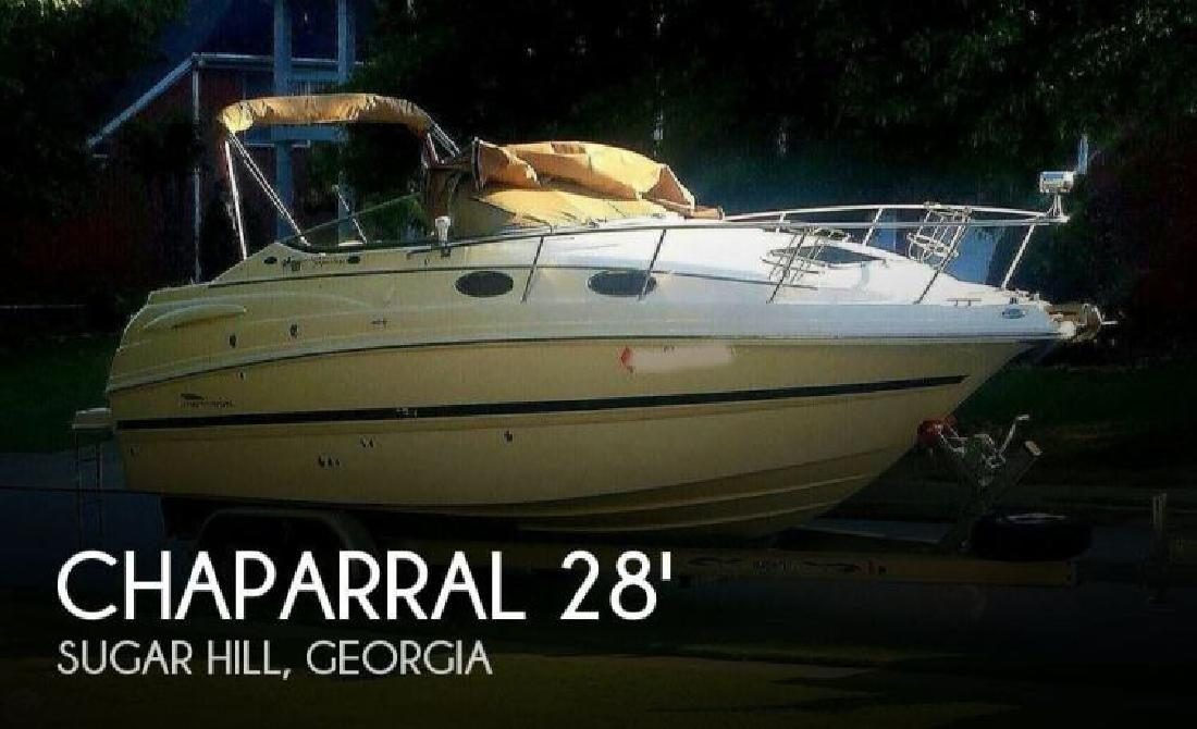 2004 Chaparral Boats 260 Signature Buford GA