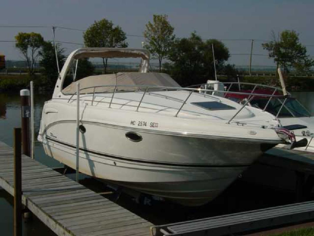 2002 28' Chaparral Boats 280 Signature Cruiser (125 Hours!)