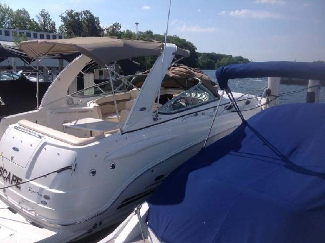 2006 Chaparral 280 SIGNATURE Laconia NH