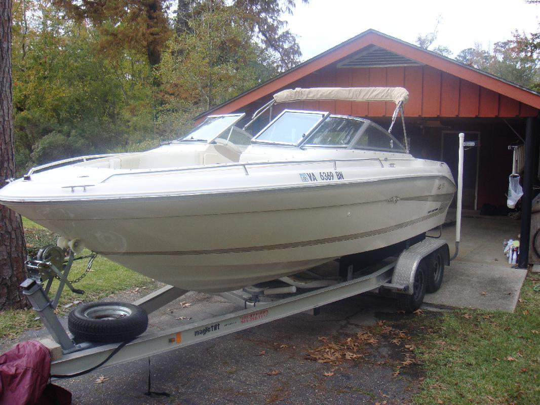1994 22' sea ray 220 bowrider signature select *must sell* reduced!!* in mandeville, louisiana