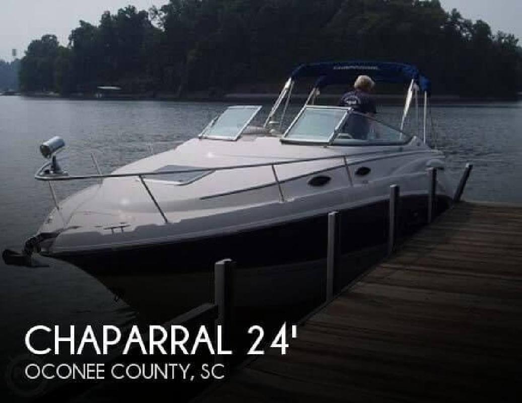 2005 Chaparral Boats 240 Signature Seneca SC