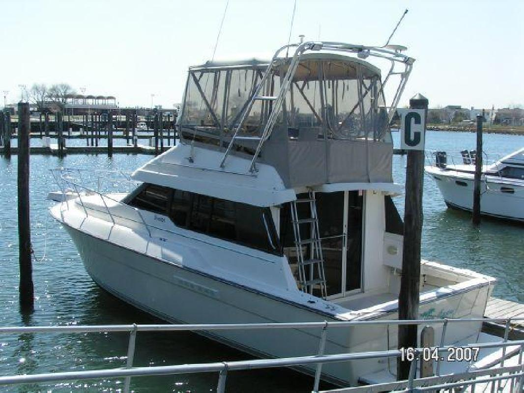 1990 34 Silverton 34c For Sale In Neptune New Jersey