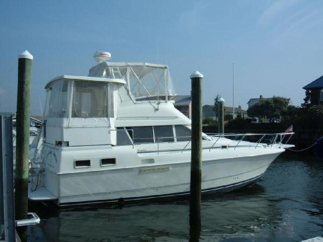 1996 34' Silverton Motoryacht