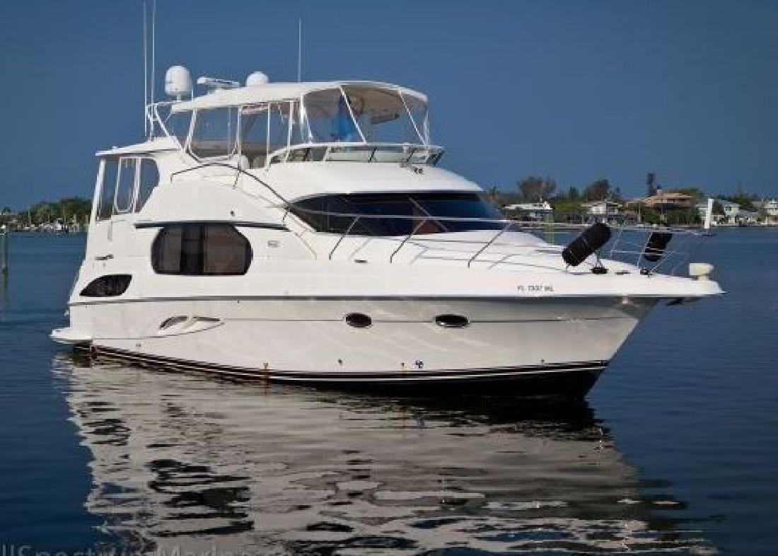 2003 43' Silverton Motoryacht