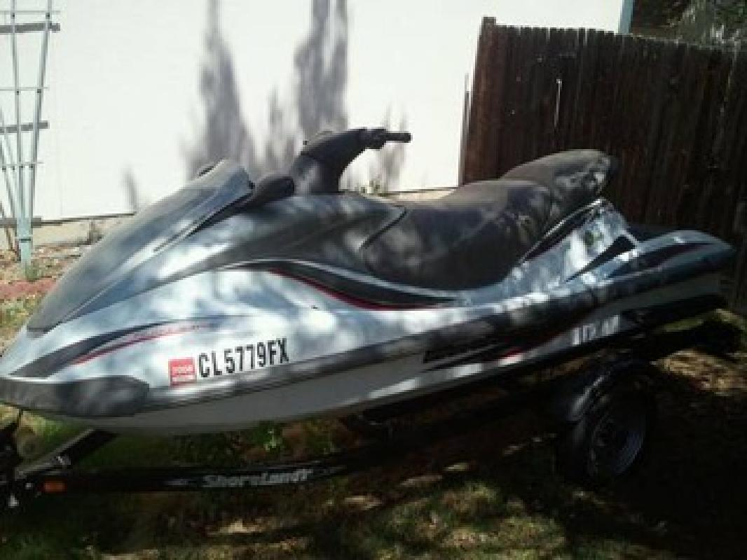 2002 Yamaha FX140 Jet Ski - $4,900 (OBO)