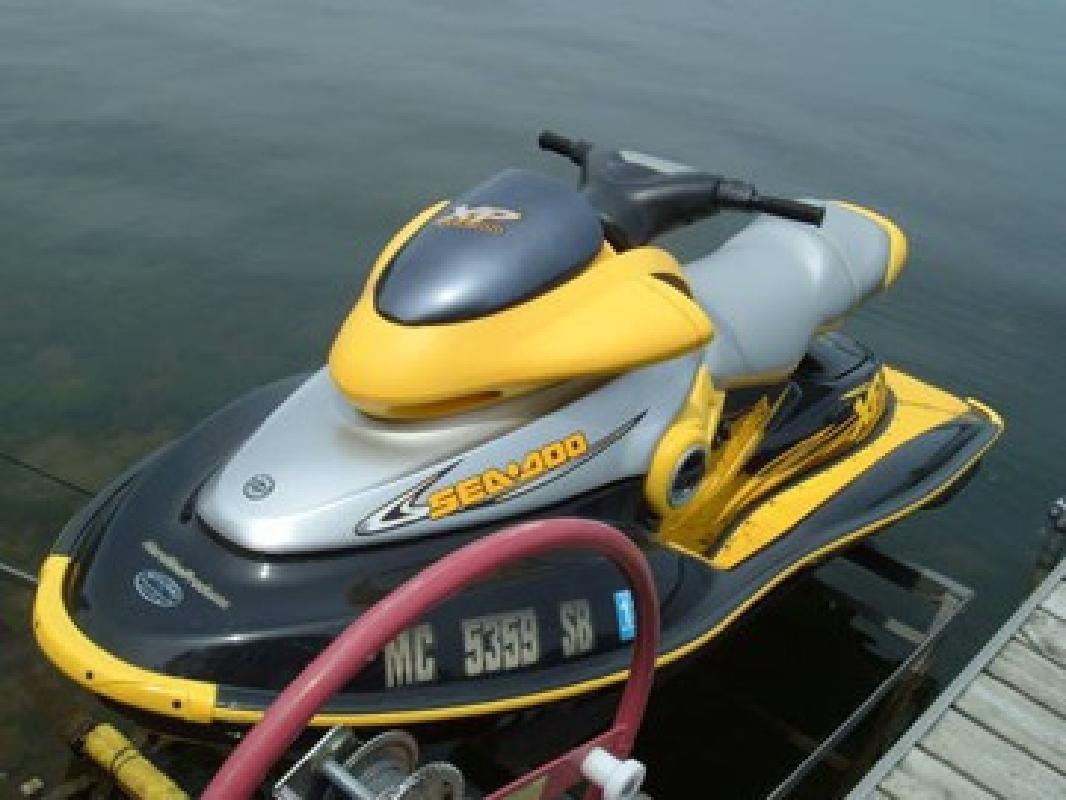 2000 SeaDoo XP Jet Ski and lift DELIVERED!!! for sale in Jackson