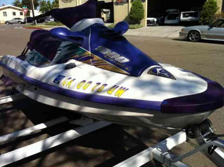 Tiger Craft Jet Ski For Sale