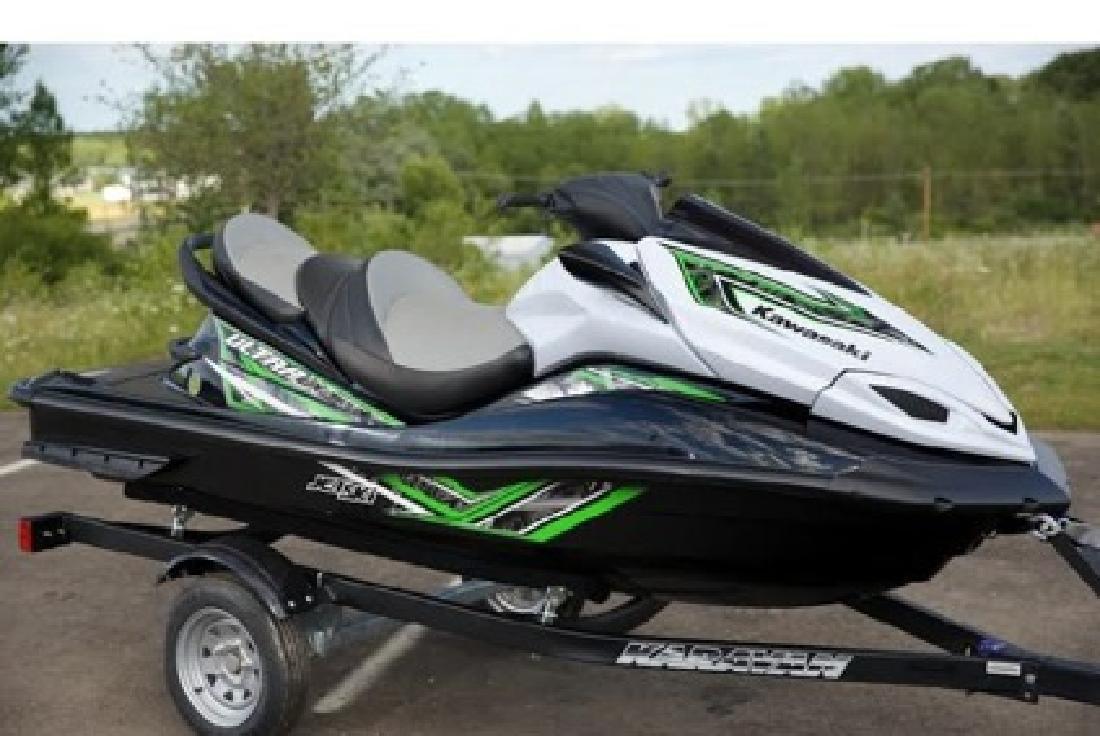 $2,545 2014. Kawasaki Jet Ski Ultra LX