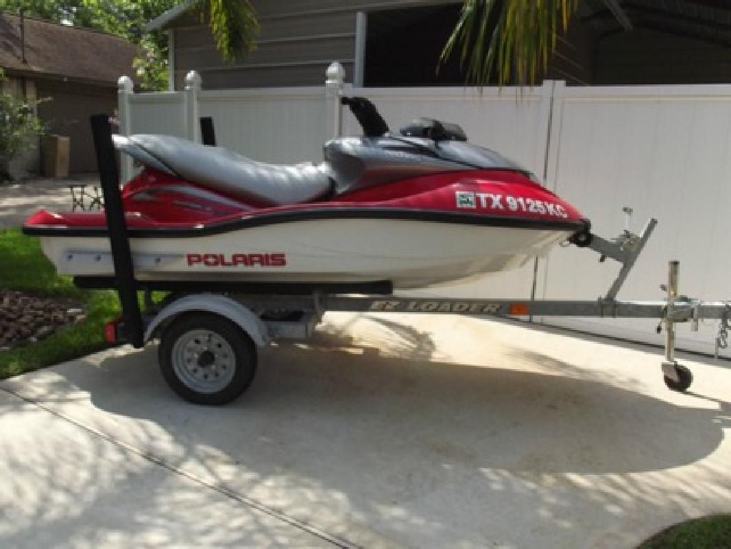 $1,000 2004 Jet Ski Polaris Jet Ski W2003 Ez Loader Trailer