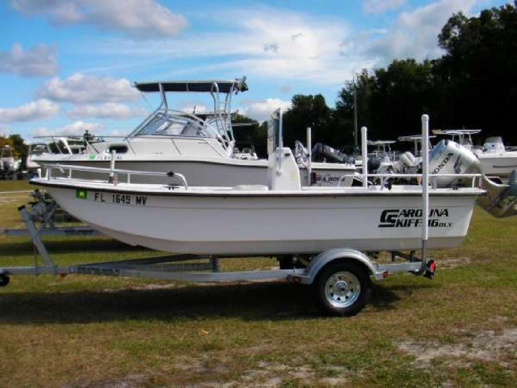 PR Boat: Free Carolina skiff flats boat