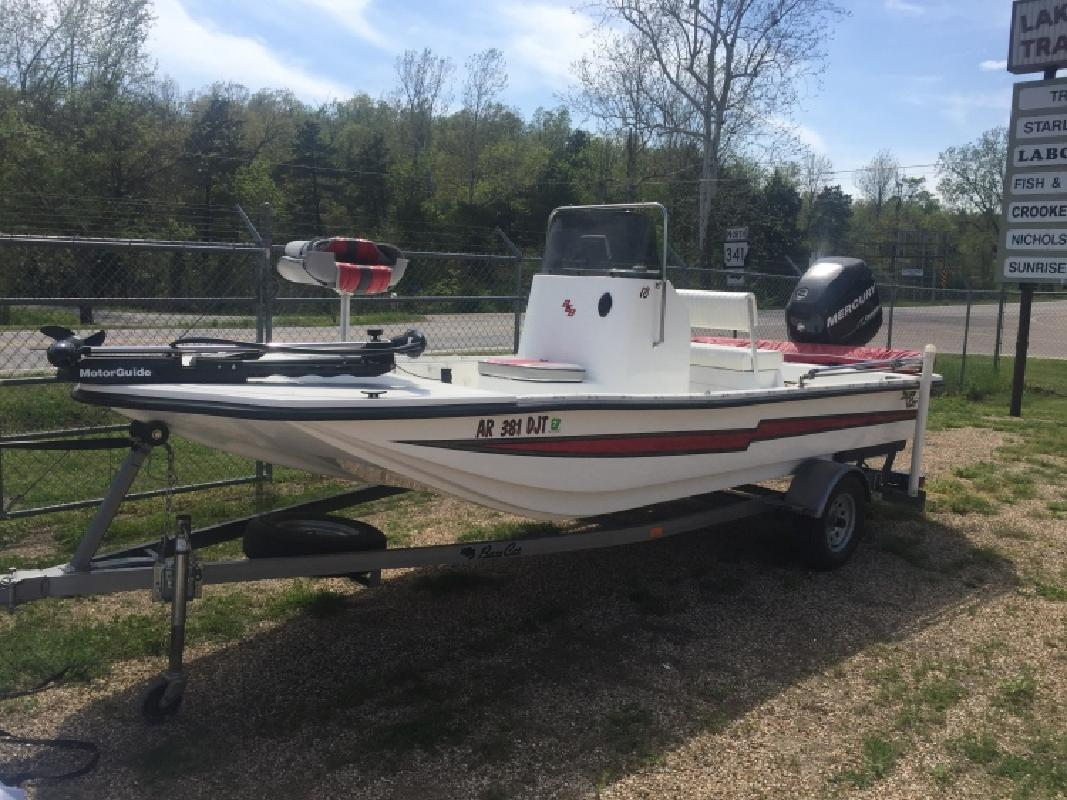 2010 - Bass Cat Boats - Skiff Cat in Mountain Home, AR