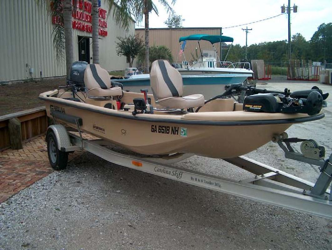 2007 17' Carolina Skiff JV17 for sale in Green Cove Springs