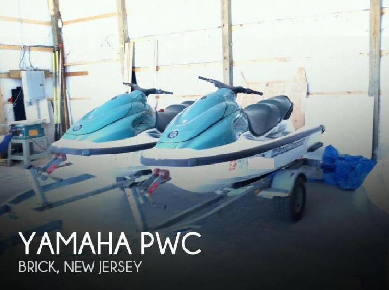 2002 Yamaha 2 XL 700 Jet Skis wDual Trailer Brick NJ