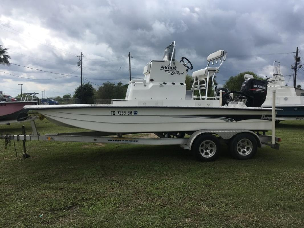 2012 - Dargel Boats - Skout 190 in Donna, TX