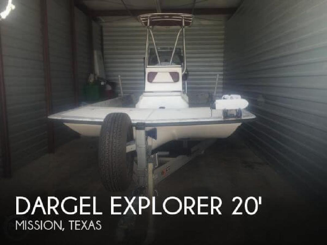 2014 Dargel Boats 210 Skout Mission TX