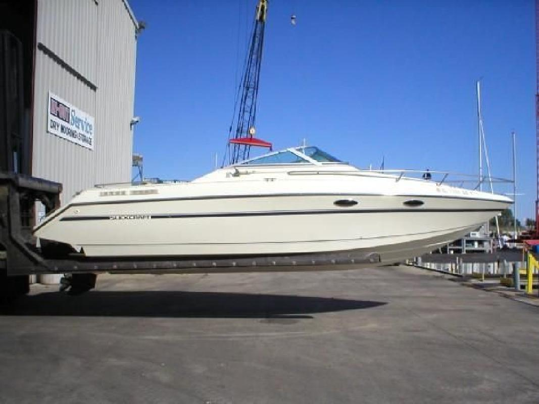 1988 26' Tiara Yachts Slickcraft 268 SC