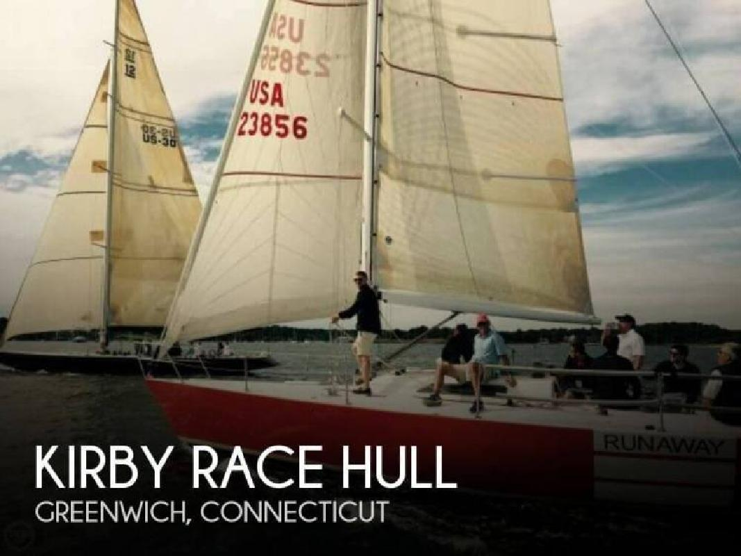 1980 40- IOR Racing Sloop Greenwich CT