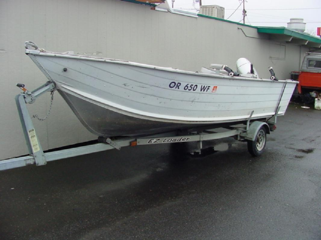 1995 15 39 sylvan smoker craft inc alaskan for sale in for Smoker craft alaskan 15