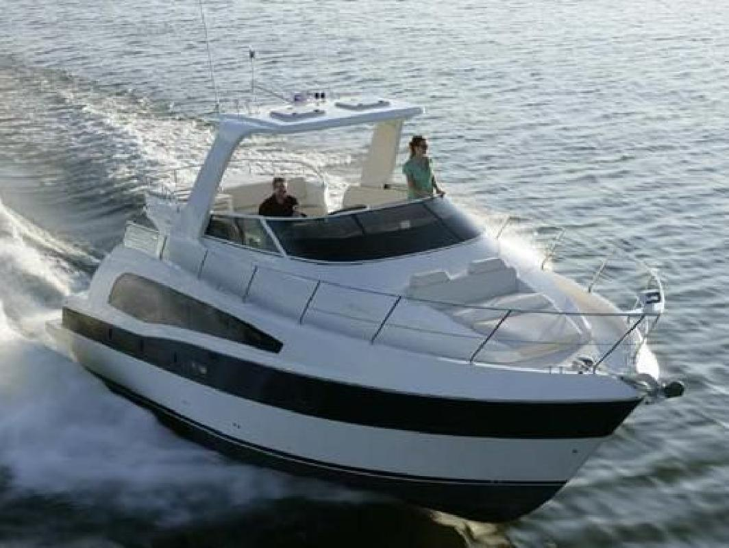 2009 44' Carver 44 Sojourn **IPS Powered**