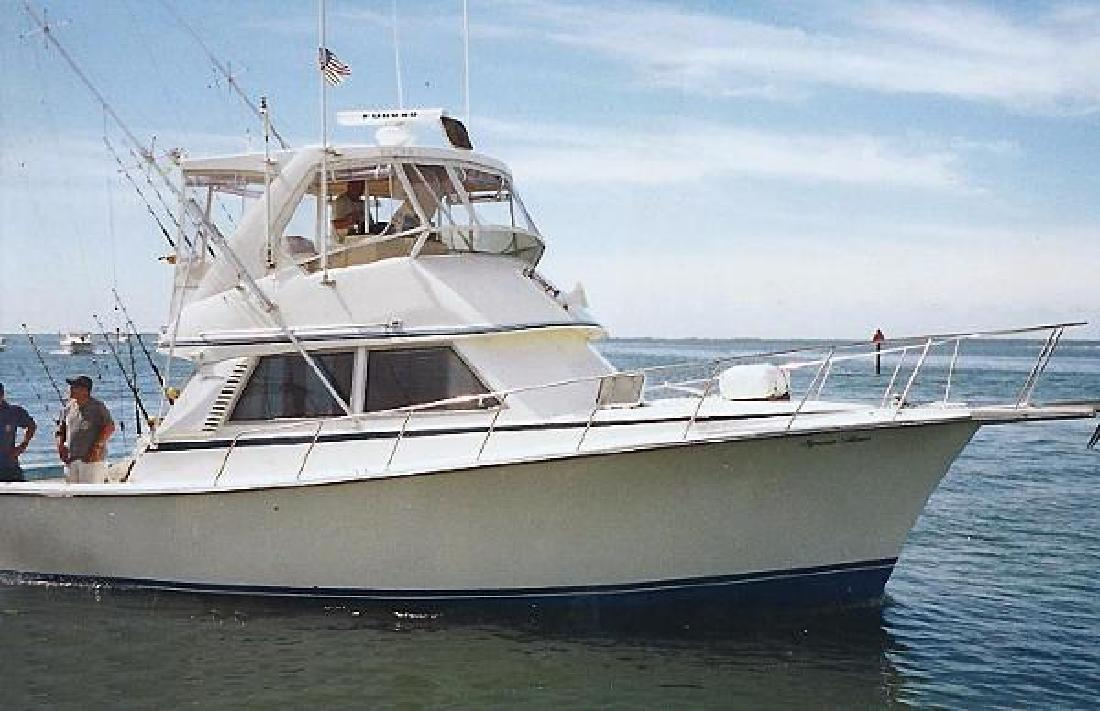 1988 henriques sportfisherman somers point nj for sale in for Fishing boats for sale nj