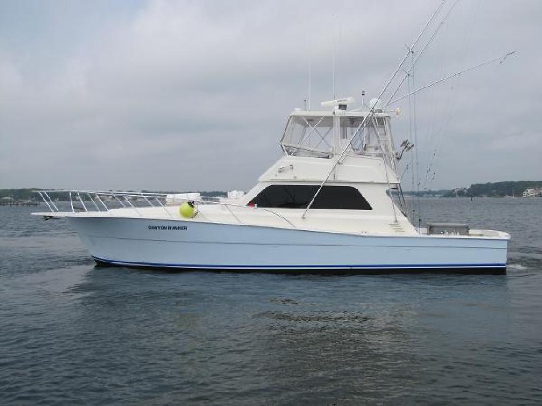 1987 Viking Sportfish Somers Point NJ