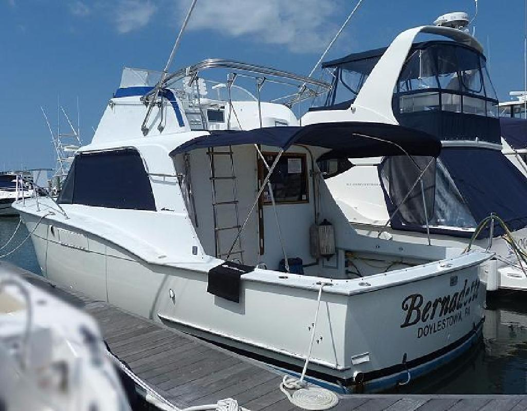 1972 Hatteras Convertible Somers Point NJ