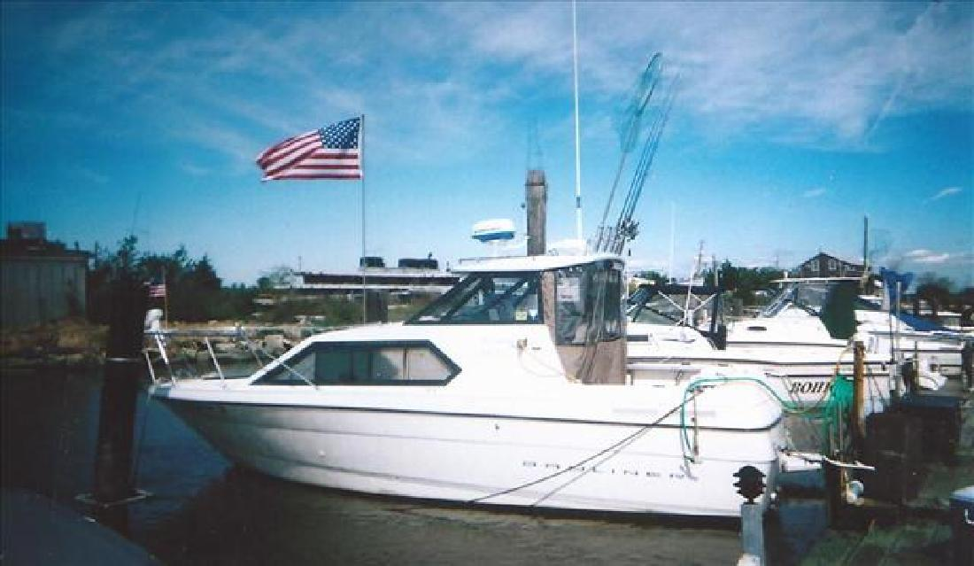 2001 24' Bayliner Ciera 2452 Express Special Edition (Only 293 hours