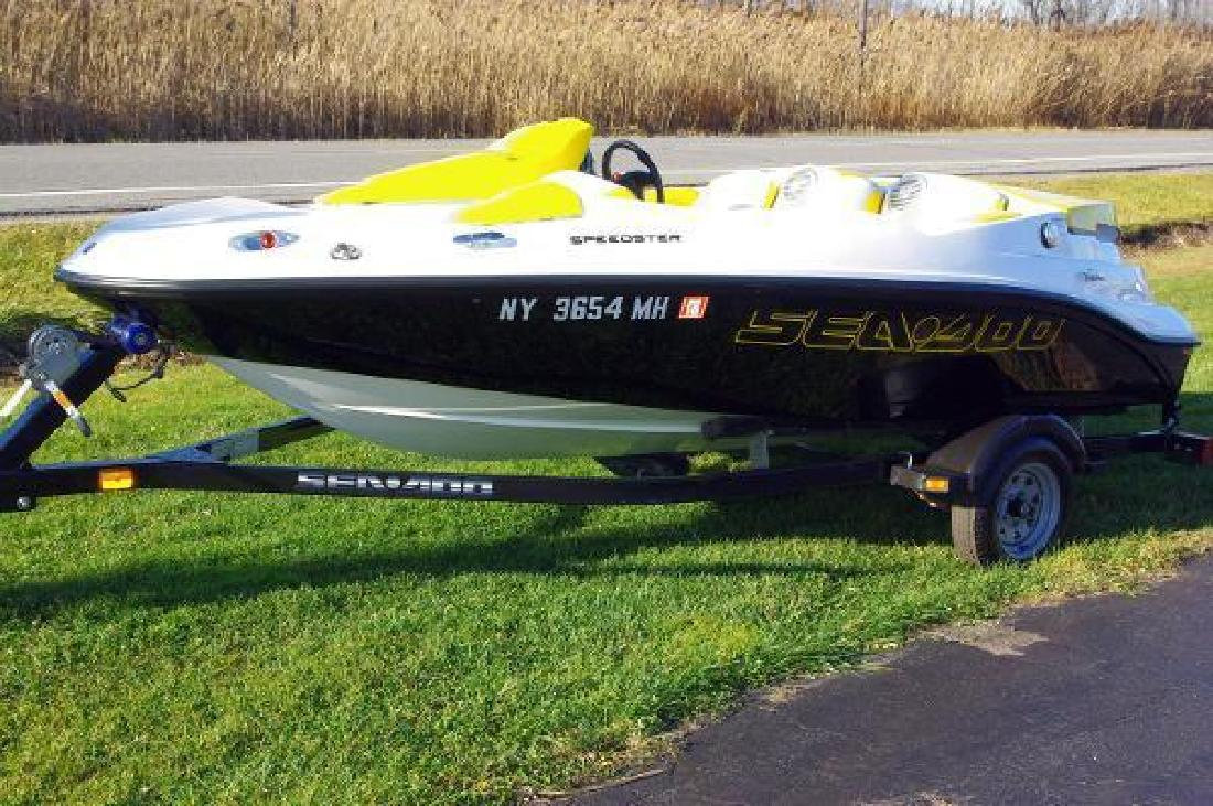 2010 Sea-Doo Sport Boats Speedster 150 Rochester NY for sale