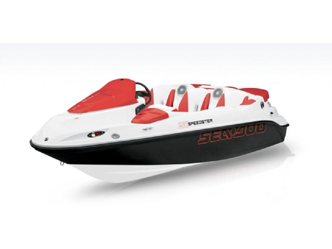 2011 15' Sea Doo Speedster 150 Speedster